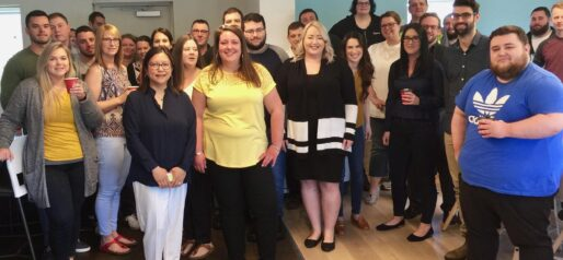 Employees Recognized by Janeway Foundation